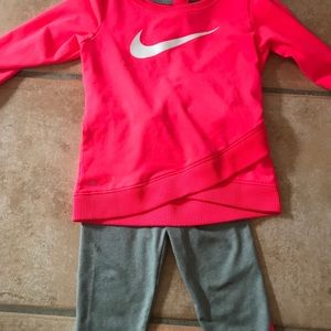 Nike girls' outfit 18 months